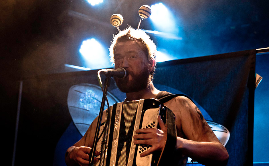 Trollfest live, 30.10.2012, Berlin, Postbahnhof