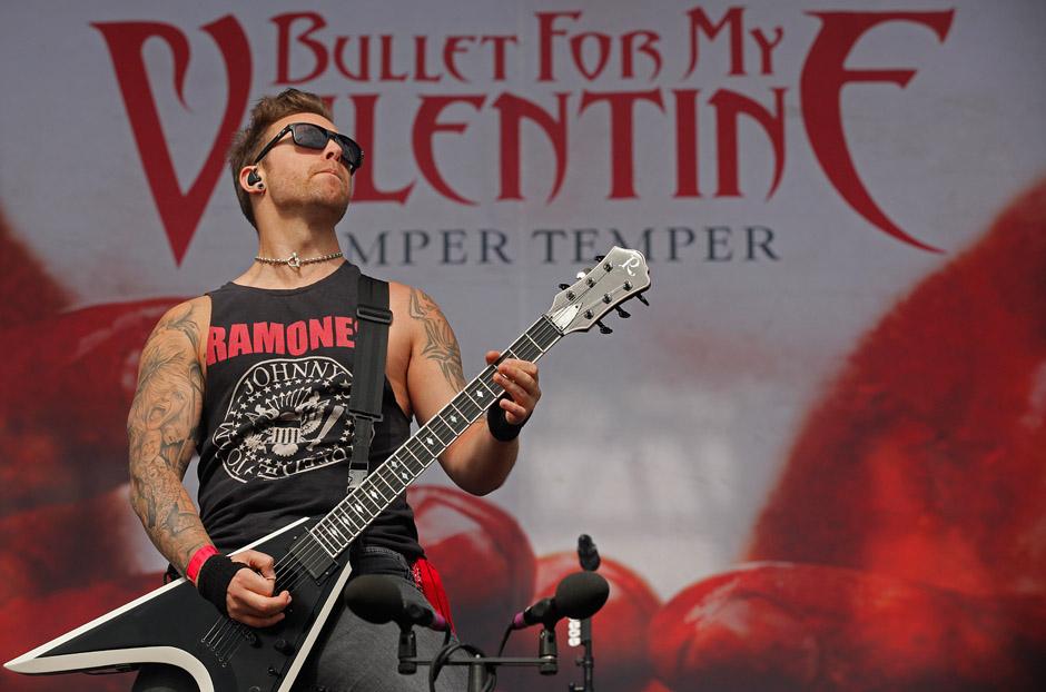 Bullet For My Valentine, Graspop Metal Meeting 2013