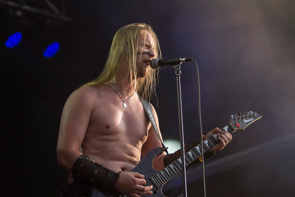Ensiferum live, Rock Harz 2013