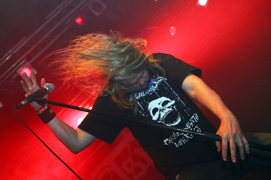 Asphyx live, Hell Inside 2012