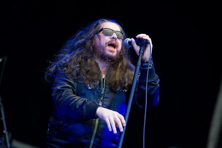 The Cult, live 2011, Sweden Rock Festival