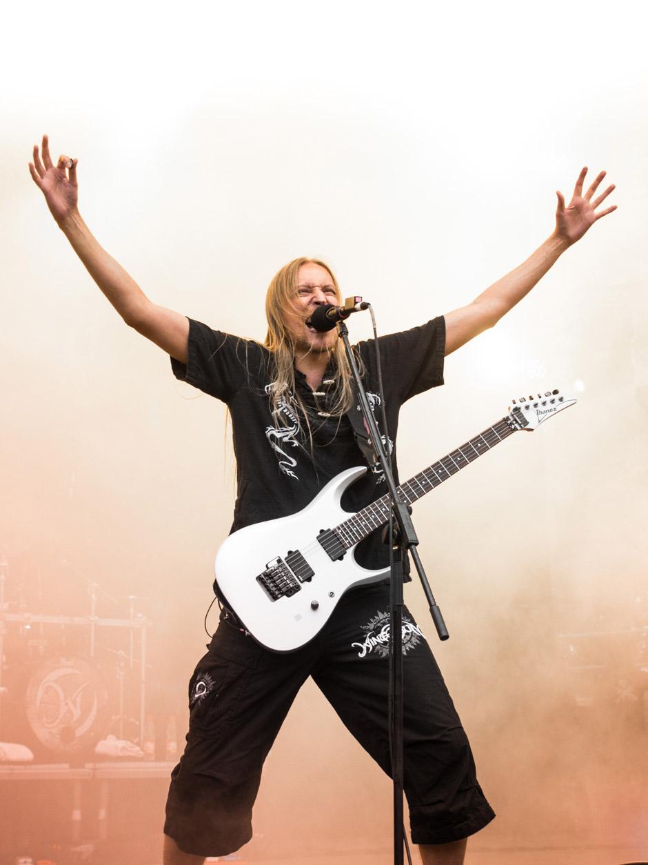 Wintersun live, Metalfest Loreley 2013
