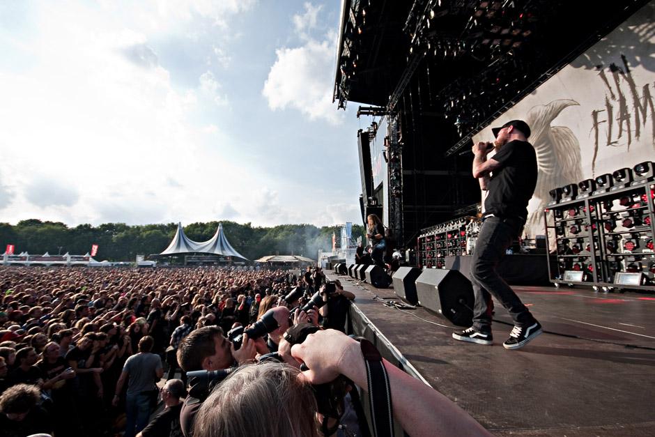 In Flames, Graspop Metal Meeting 2013