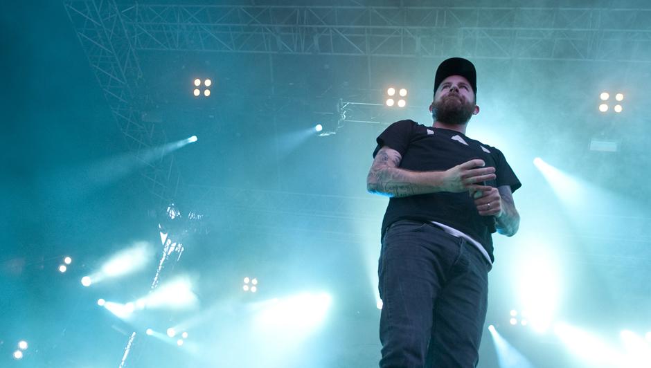 In Flames live, Vainstream Rockfest 2013