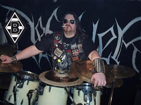 Desaster-Drummer Tormentor