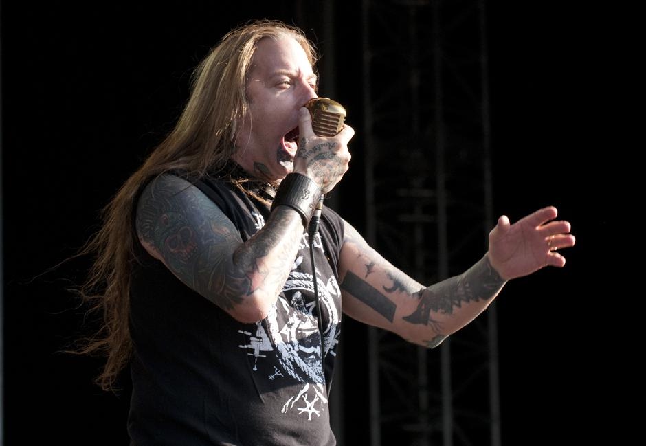 Devildriver live, Wacken Open Air 2013
