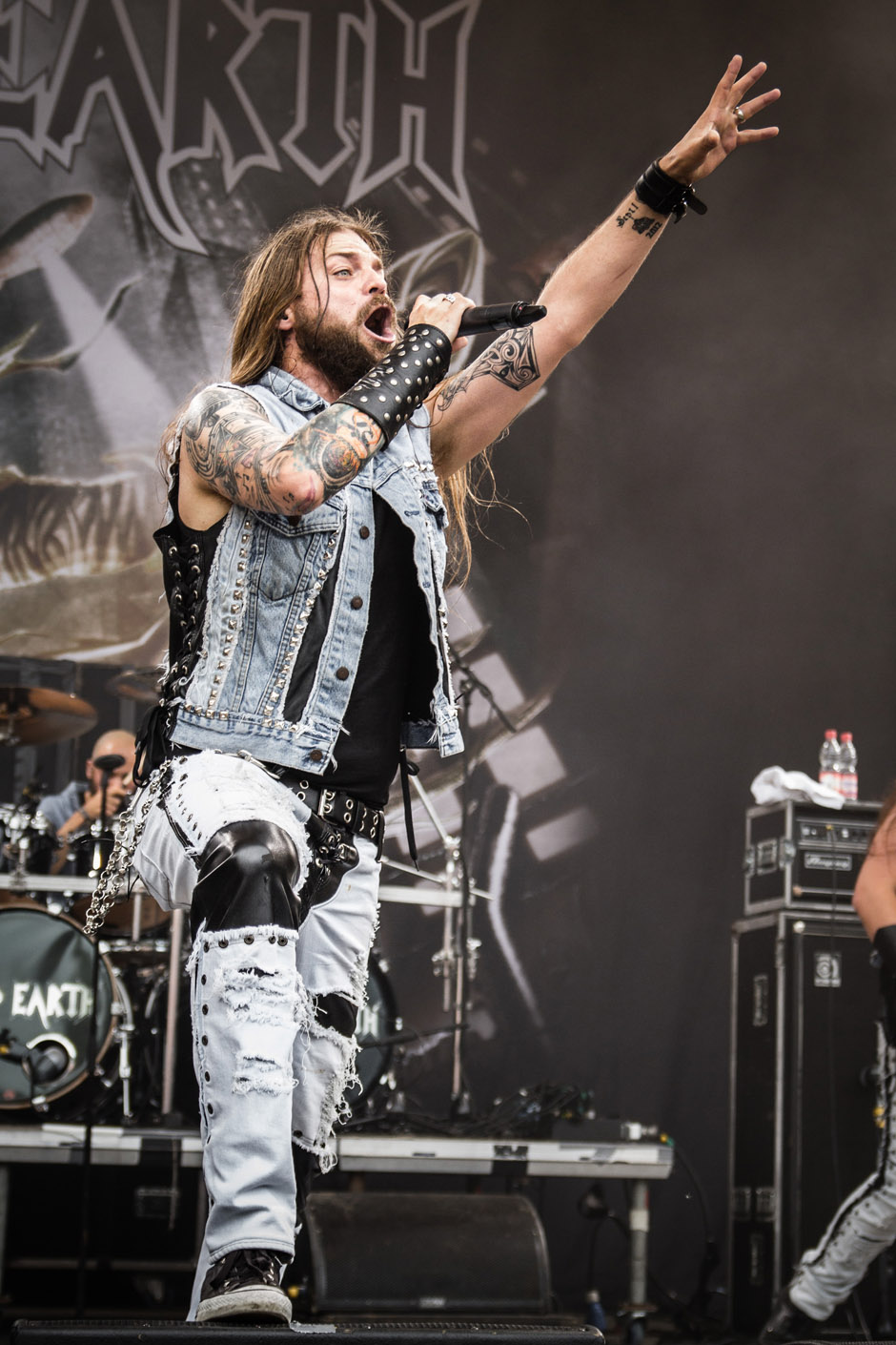 Iced Earth live, Metalfest Loreley 2013