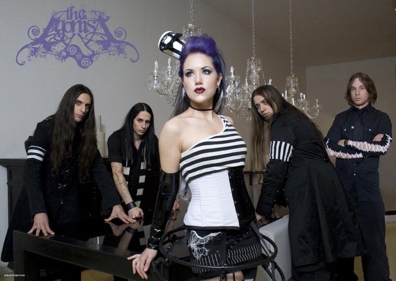 The Agonist, Promo Bild, 2011