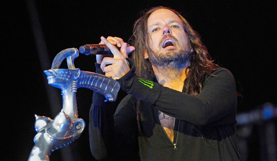Korn, Graspop Metal Meeting 2013