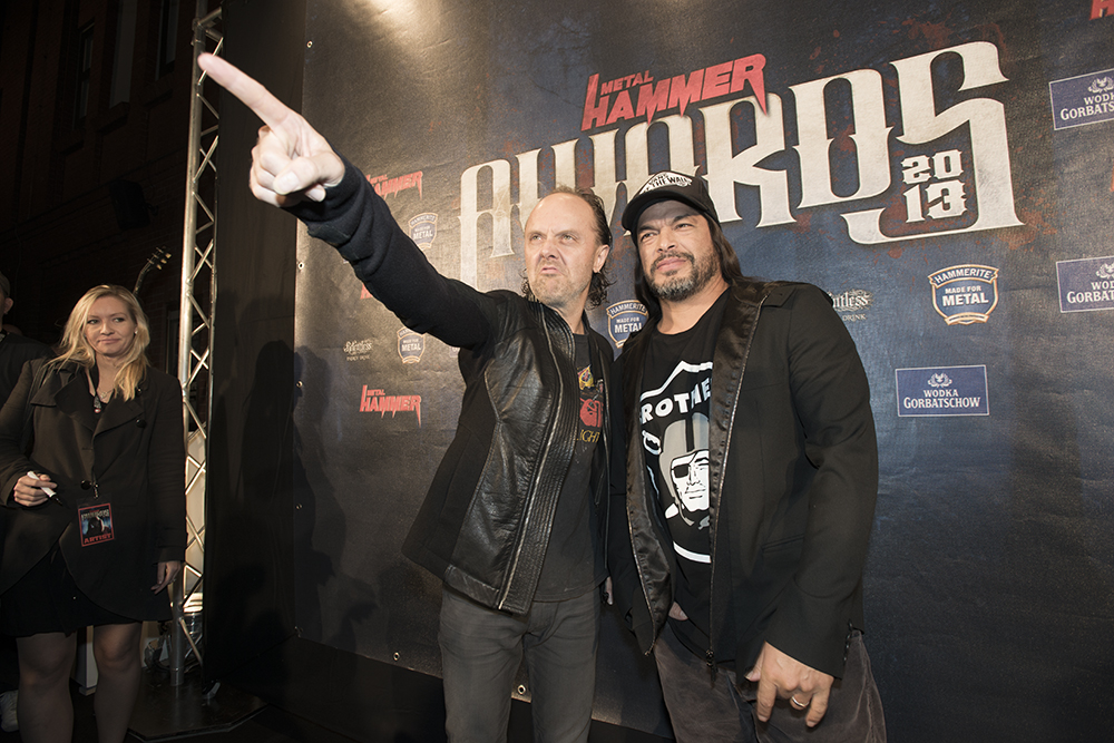 METAL HAMMER AWARDS 2013
