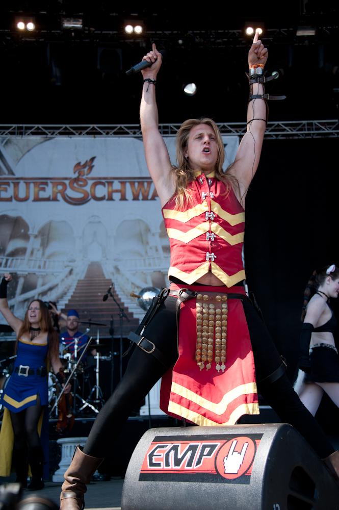 Summer Breeze 2013 - Der Freitag (c) Sarah Fleischer
