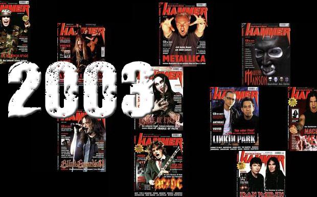 So lang schon her? Diese Alben erschienen vor 10 Jahren >>>