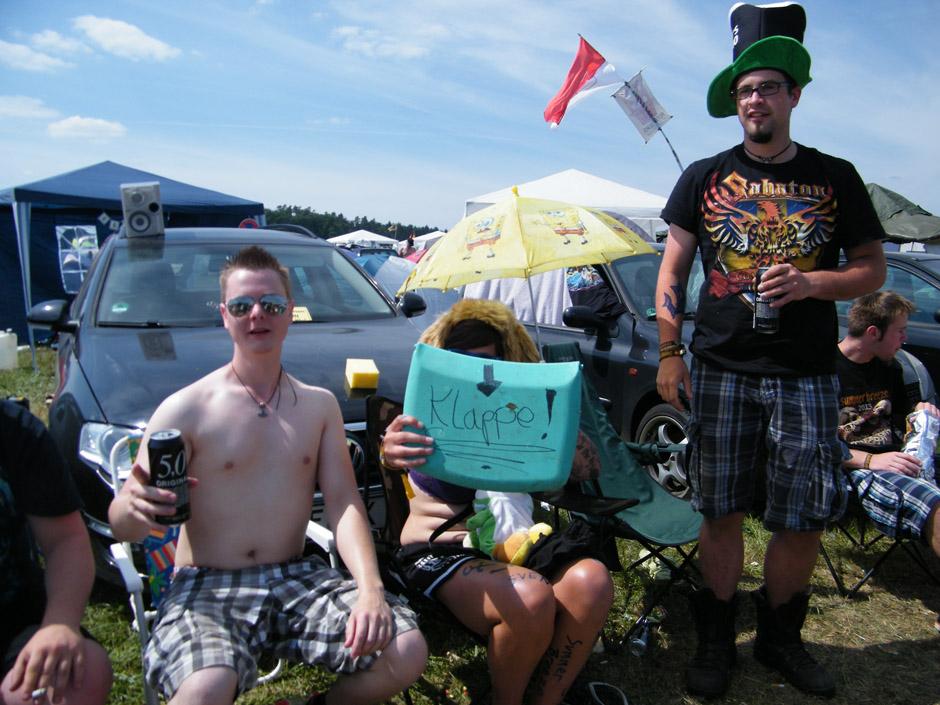Summer Breeze 2013 Fans und Impressionen