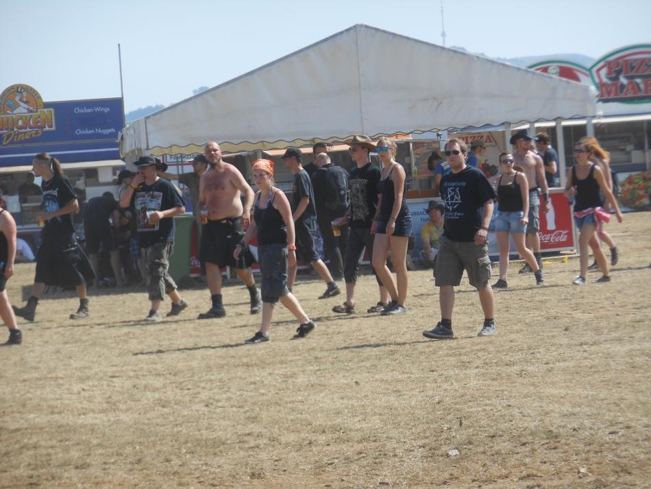 Summer Breeze 2013: Fans und Amto