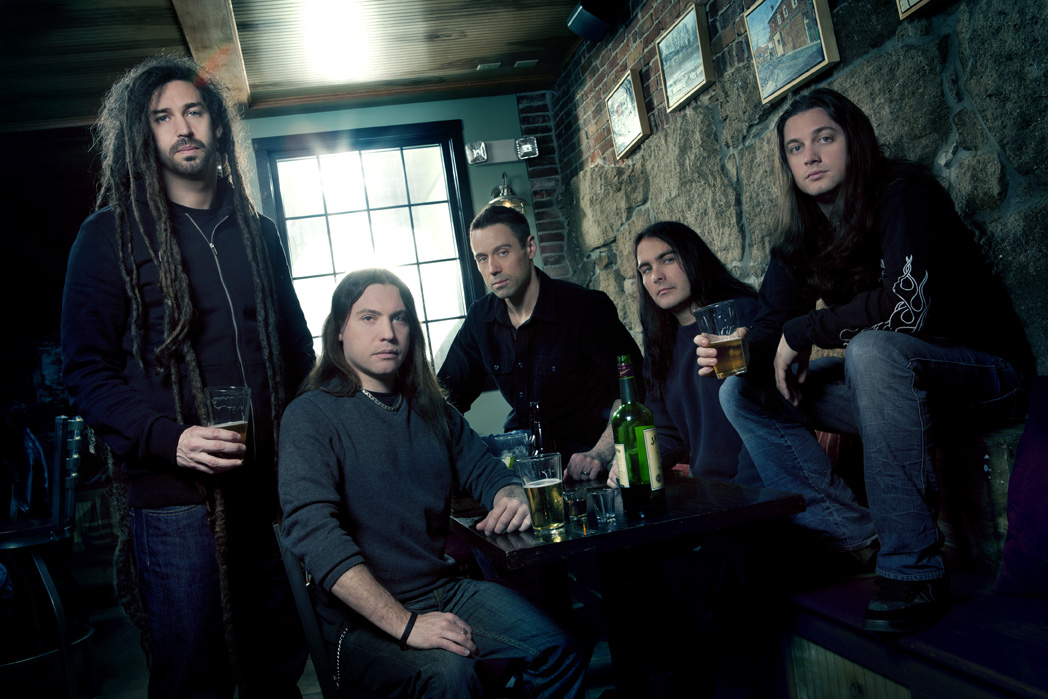 Shadows Fall, 2012