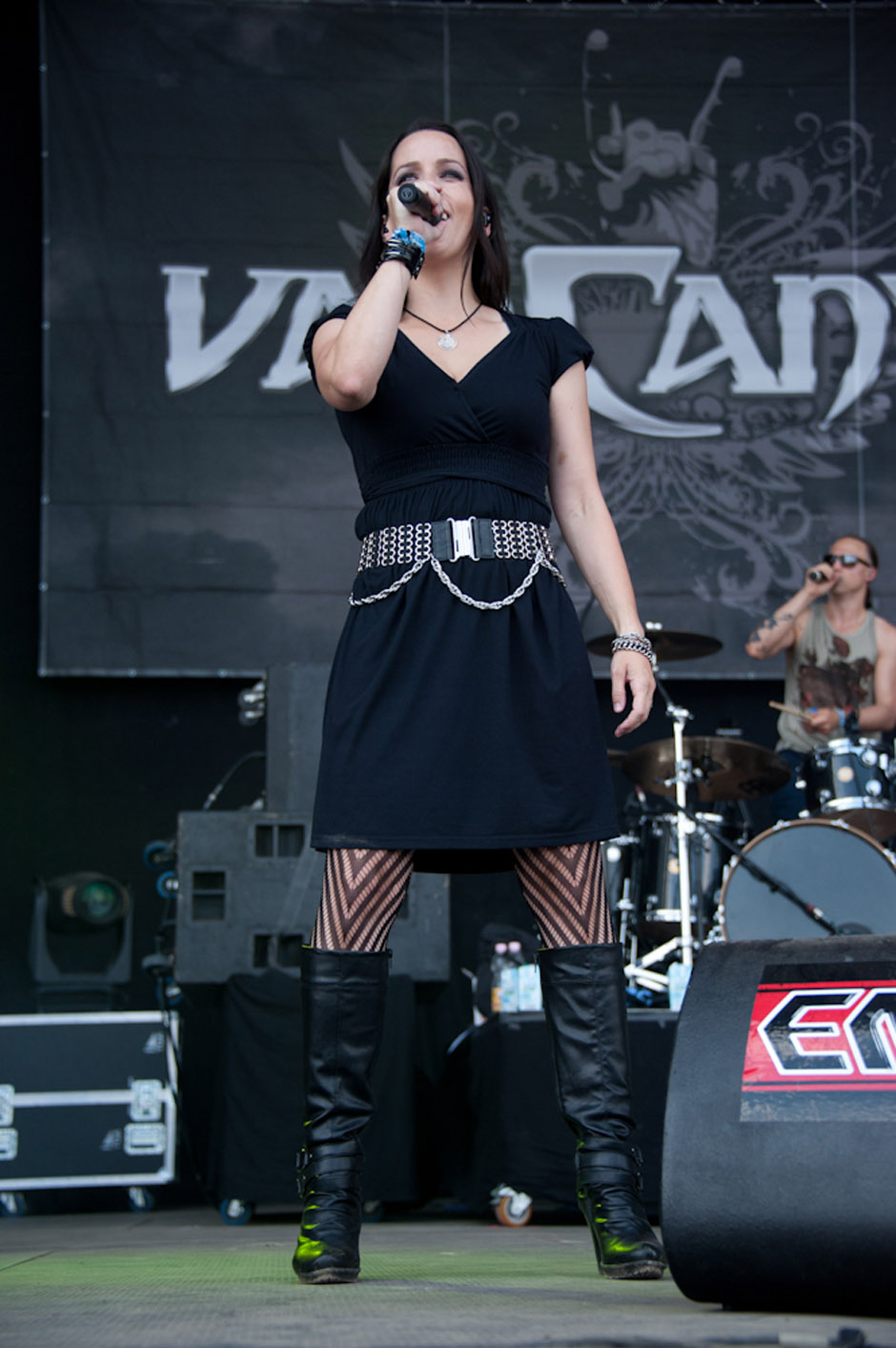 Van Canto live, Summer Breeze 2013
