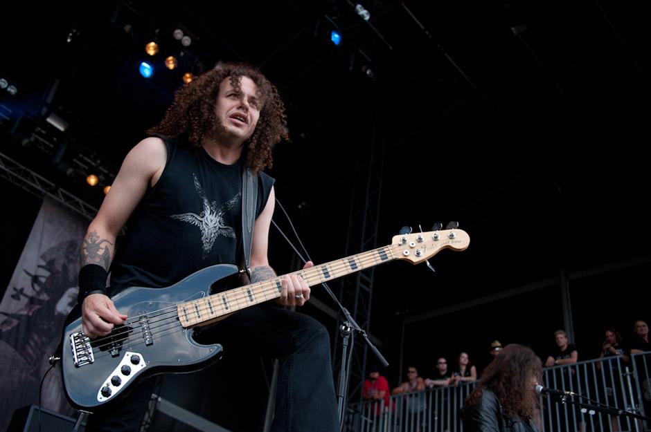 Moonspell live, Summer Breeze 2013