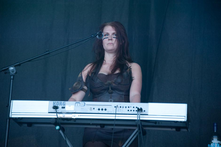 Ensiferum live, Summer Breeze 2013