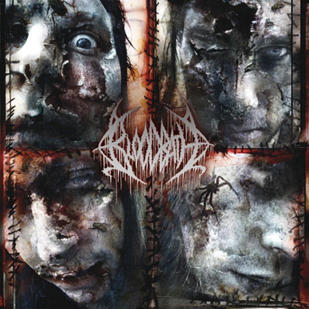 Bloodbath, Resurrection Through Carnage CD Cover