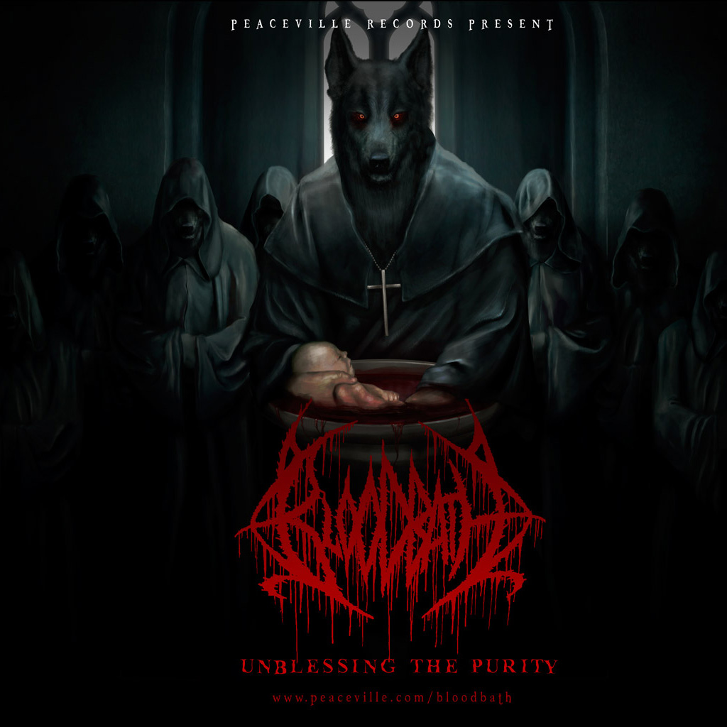Bloodbath Unblessing The Purity 2008