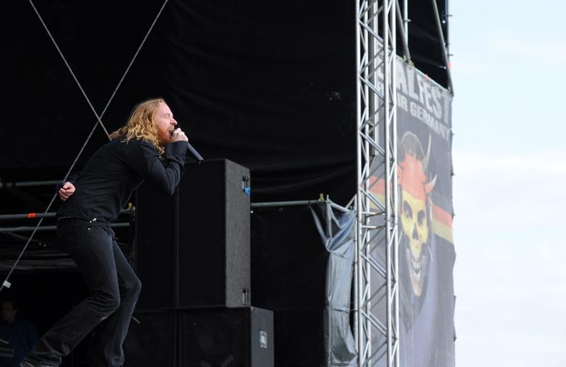 Dark Tranquillity auf dem Metalfest 2012, Dessau