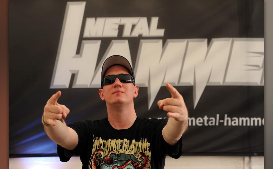 METAL HAMMER-Redaktion