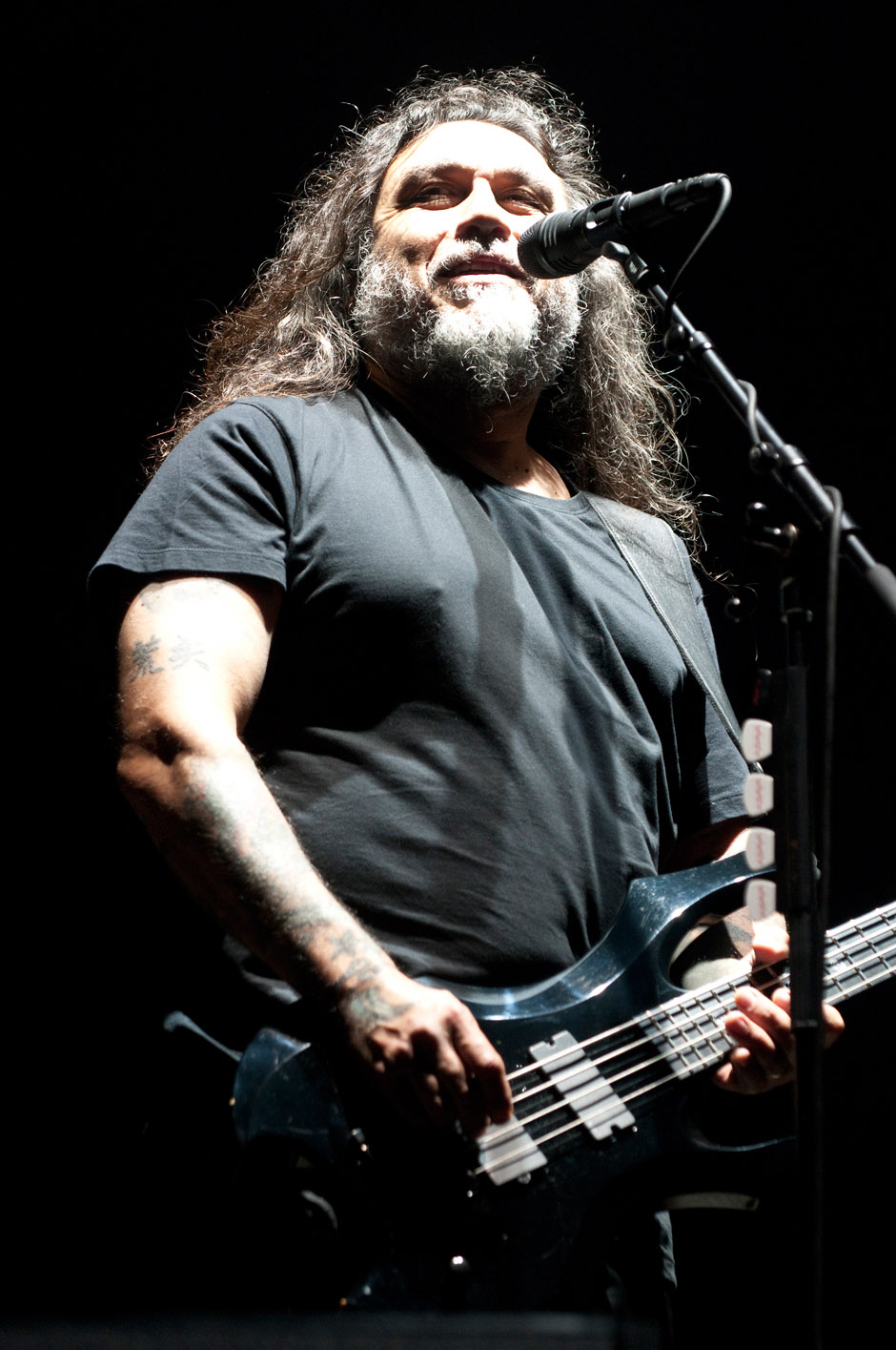 Slayer live, With Full Force 2013