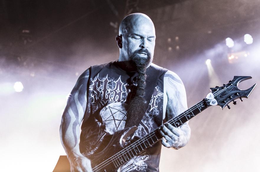 Slayer live, Elbriot Festival 2013