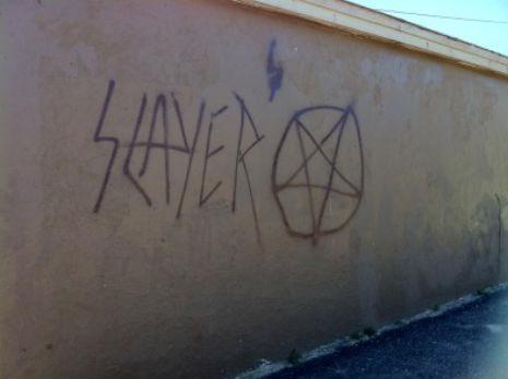 Slayer-Graffiti
