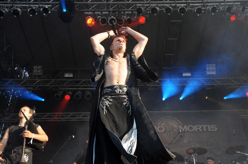 Saltatio Mortis, live, Rock Harz 2011