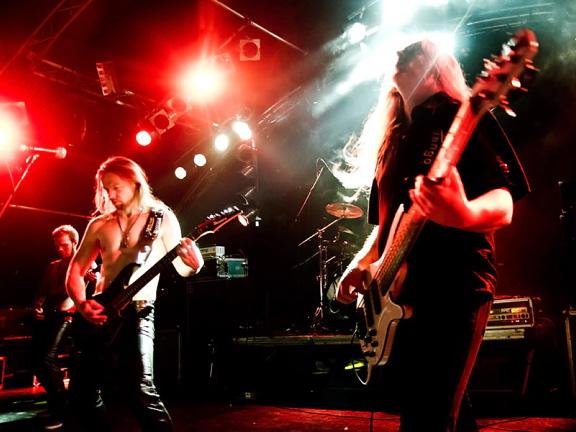 Tyr, 08.11.2011 Hamburg, Markthalle