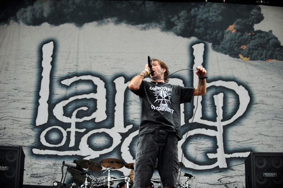 Lamb Of God live, Wacken Open AIr 2013