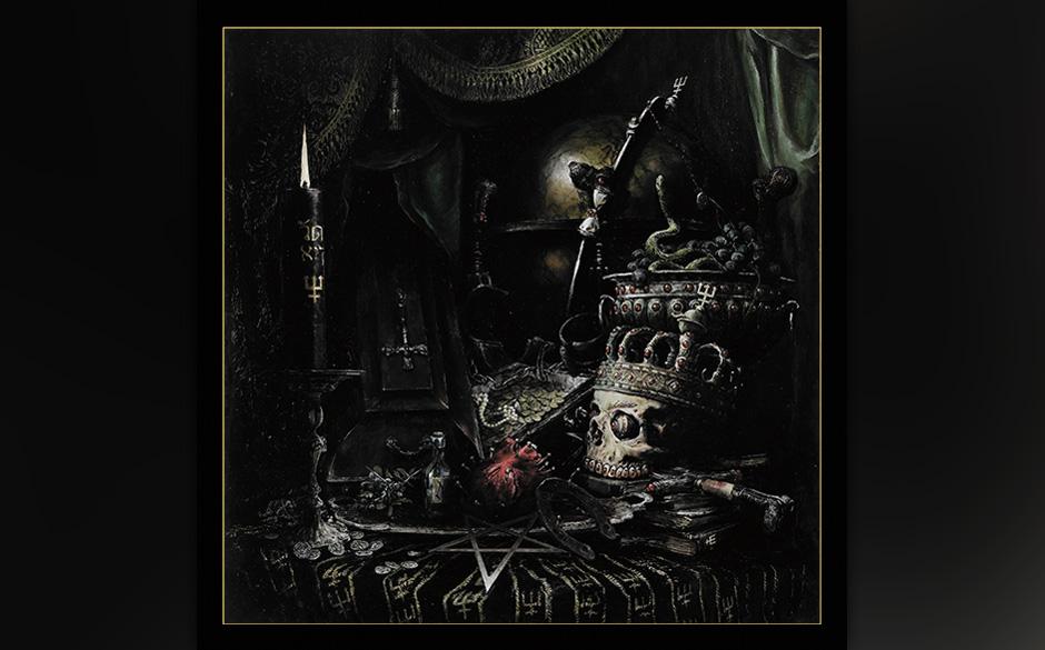 Die neuen Metal-Alben im August 2013