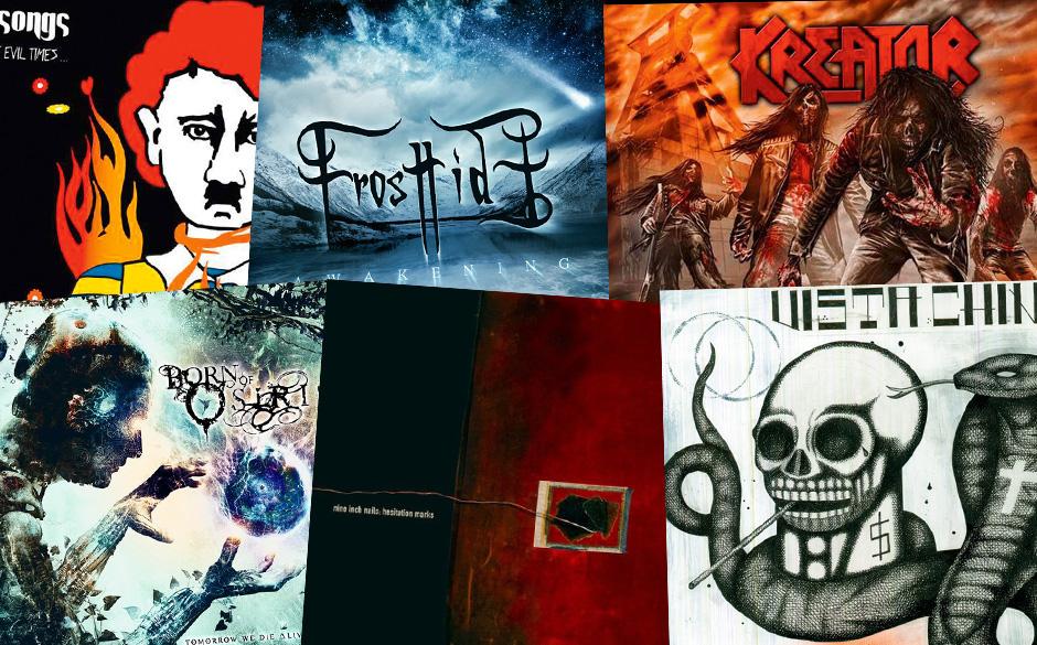Die neuen Metal-Alben vom 30.08.2013 >>>