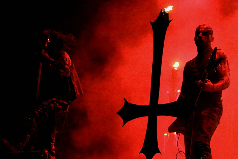 Watain, live, Party.San 2011