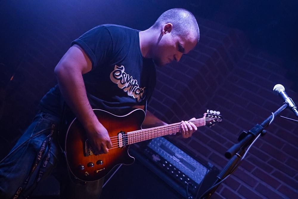 B-Tight Playaz live in Nürnberg, Rockfabrik, 01.09.2013