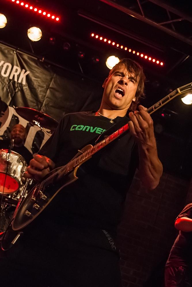 Dog Eat Dog live in Nürnberg, Rockfabrik, 01.09.2013
