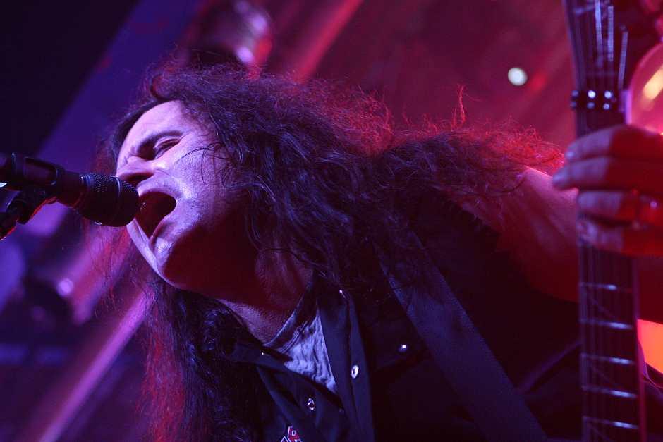 Kreator live, 21.12.2012, München