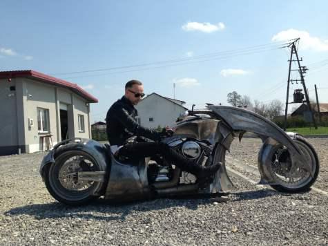 Behemoth Custom-Bike