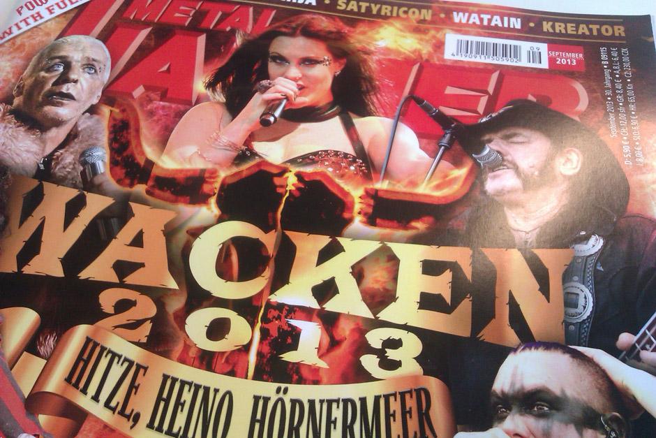 METAL HAMMER-Ausgabe September 2013