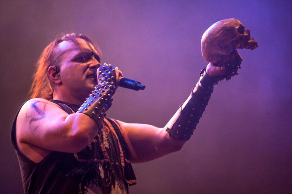 Mayhem live, Metaldays 2013