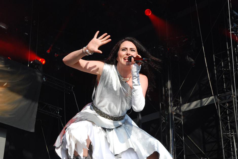 Within Temptation, Graspop Metal Meeting 2013