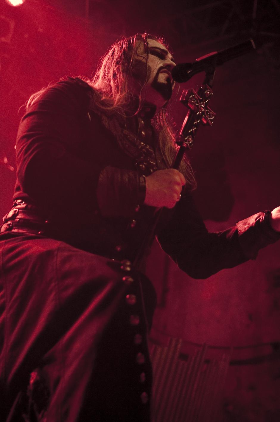 METAL HAMMER AWARDS 2013  Powerwolf live