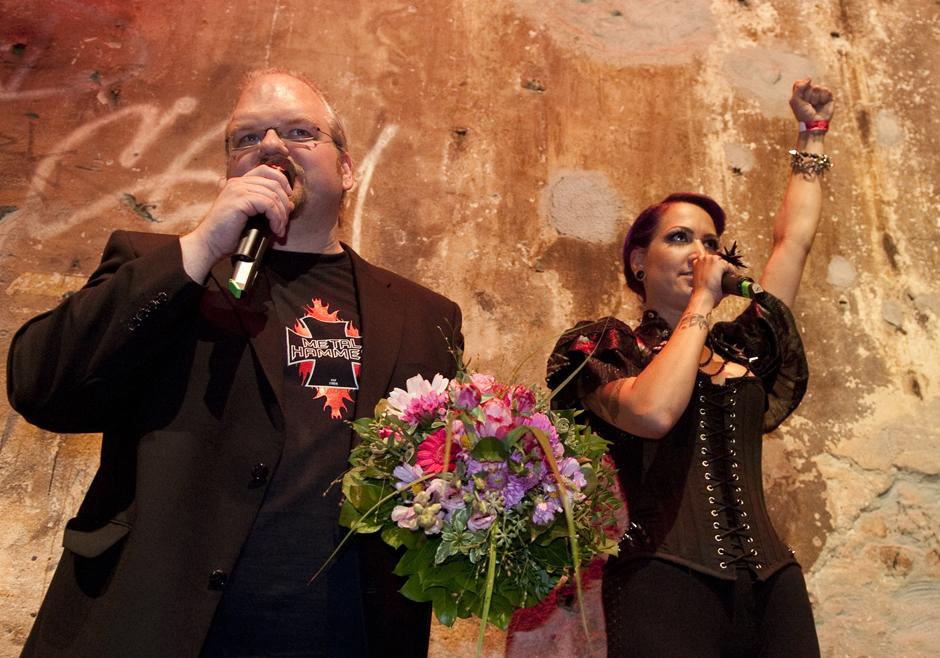 METAL HAMMER AWARDS 2013