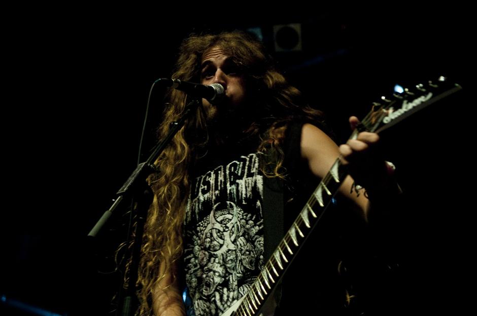 METAL HAMMER AWARDS 2013  Dust Bolt live