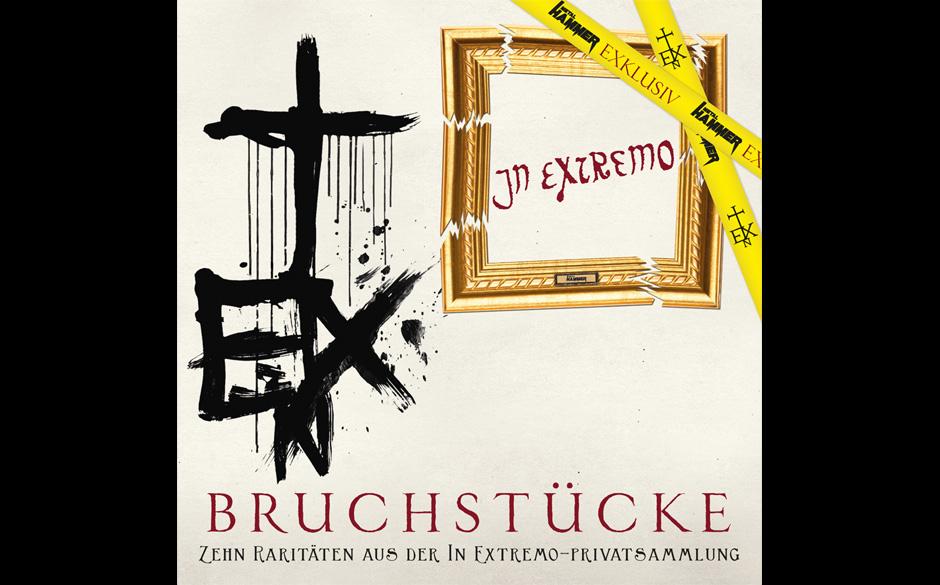 Die CD BRUCHSTÜCKE mit 10 raren, neuen und unveröffentlichten Songs von In Extremo gibt es nur in METAL HAMMER 10/2013. Was