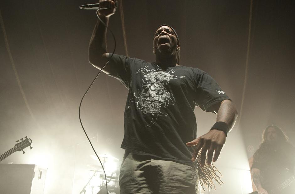 Sepultura live, Full Metal Cruise 2013