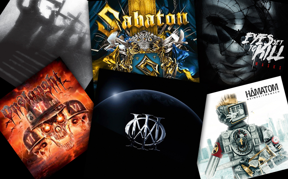 Klickt euch hier durch die neuen Metal-Alben vom 20.09.2013 >>>