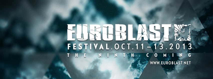 Euroblast Festival 2013
