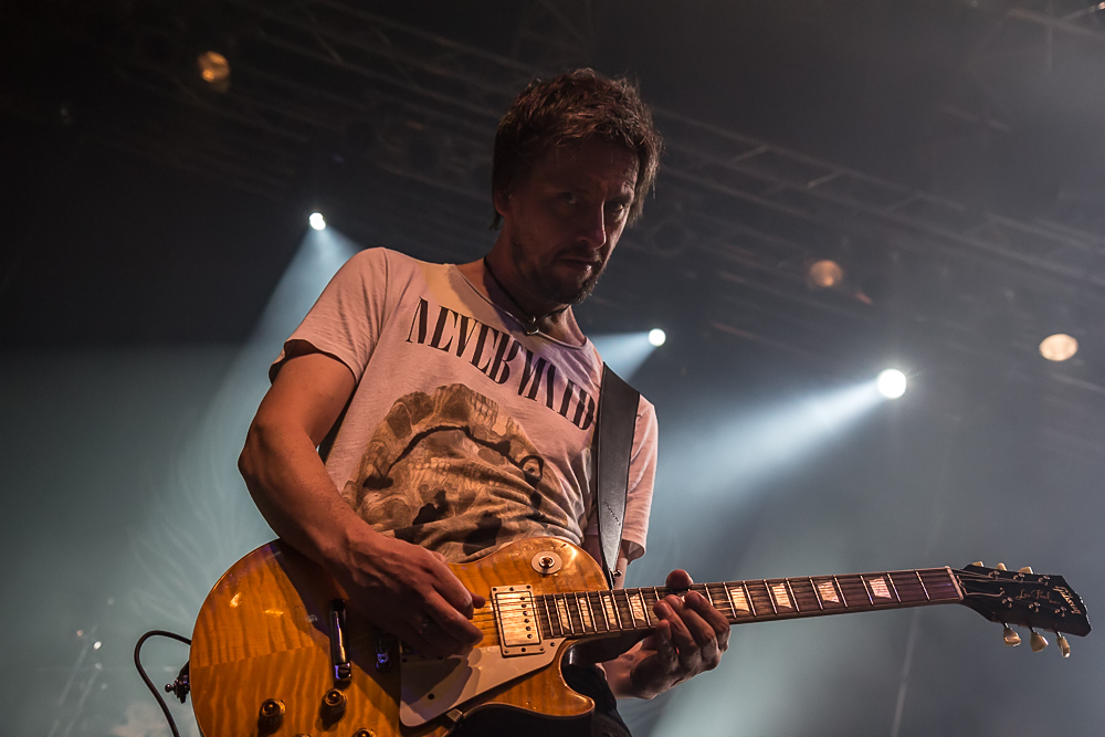 Kevin Russell live, 21.09.2013, Oberhausen: Turbinenhalle